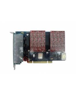 Tarjeta TDM800P 8FXO/8FXS