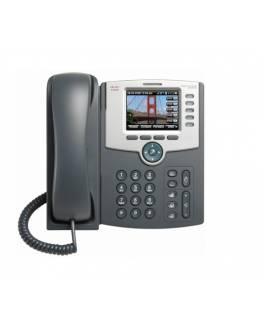 Teléfono IP Cisco SPA 525G - 5 Líneas