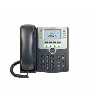 Teléfono IP Cisco SPA 509G- 12 Líneas