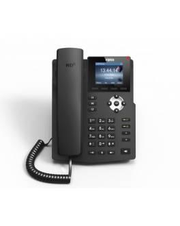 Telefono IP FAVIL X3G / 2 Lineas PoE / GIGA