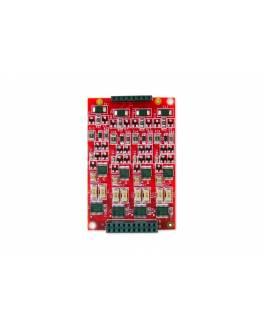 Modulo Quad FXO X400M Para Tarjetas Asterisk
