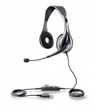 Diadema JABRA UC Voice 150 Duo USB