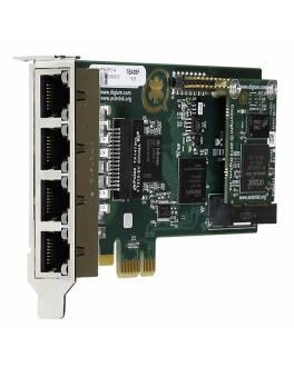 Tarjeta Digium TE435 4E1/T1 PCI-E