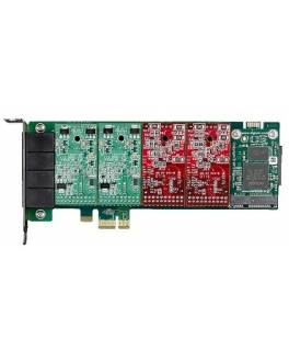 Tarjeta Digium PCI-E A4B00F 4 FXO o 4FXS
