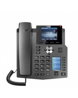 Telefono IP FAVIL X4G / 4 Lineas PoE / GIGA