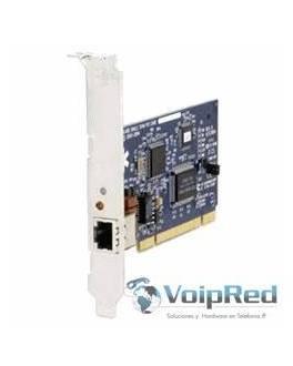 Tarjeta TE110P 1E1/T1 PCI