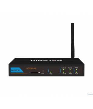 UC2000-VA-1G / 1GSM Gateway Dinstar