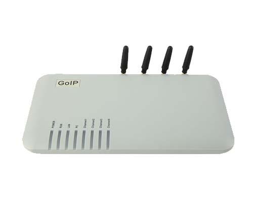 Configuracion GoiP GSM con Elastix