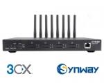 Configuración Synway GSM con 3CX