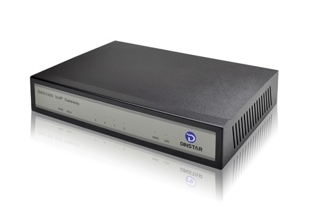 Dinstar DAG1000-4O/ DAG1000-8O FXO con Elastix
