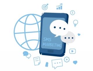 Mensaje de texto SMS masivos